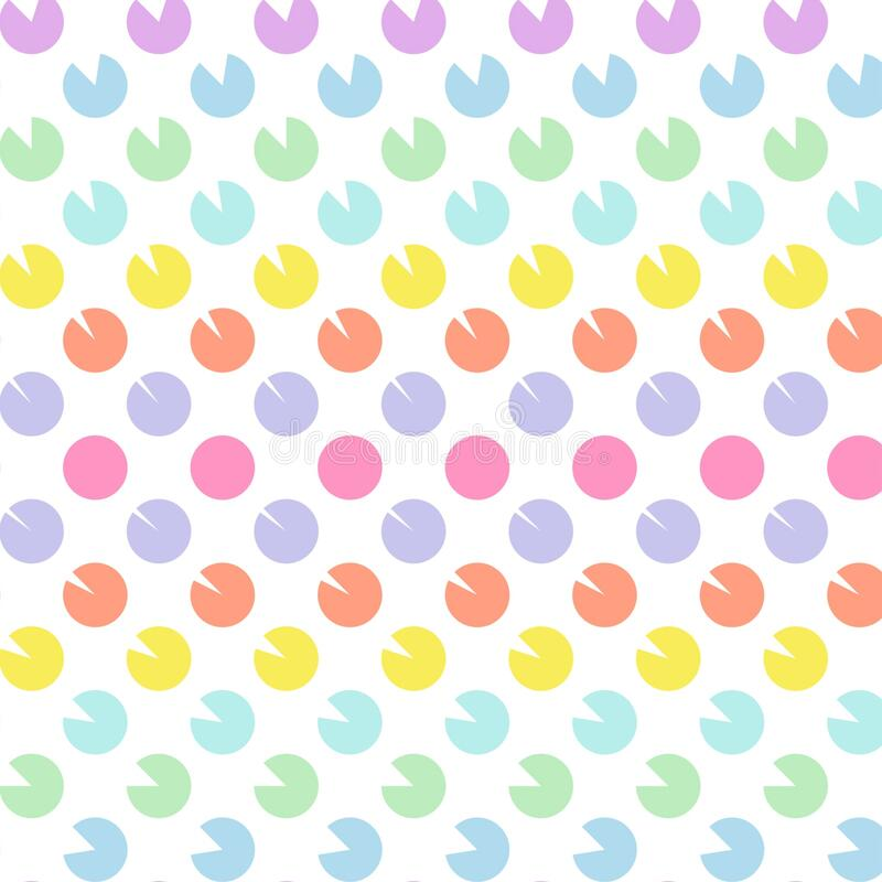 Colorful Background With Circles, Abstract, Illustrator Pattern Wallpaper. This is my design about Pattern Wallpaper and I hope you like it. With title stock illustration