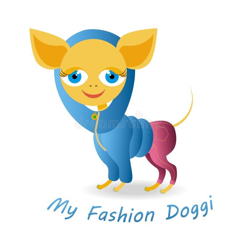 My fashion doggy stock photo