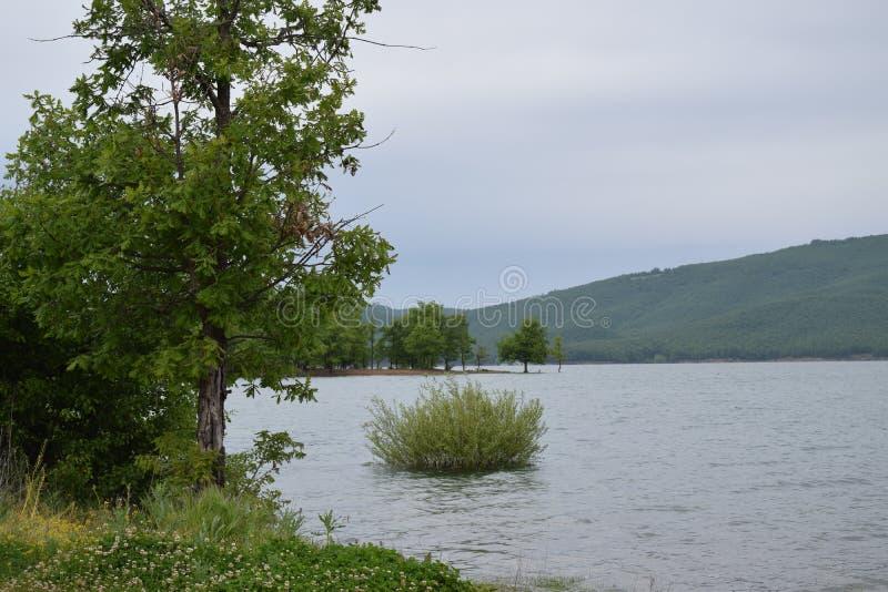 My favorite lake ! stock images