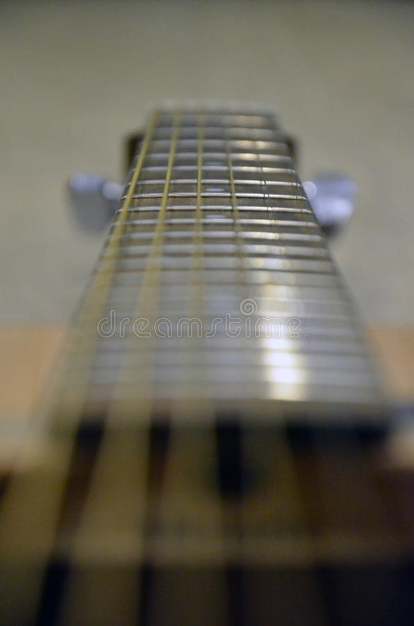 My favourite yellow accoustic guitar. This is my favourite accoustic yamaha guitar stock photos