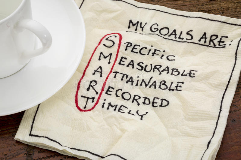 My goals are smart royalty free stock photos
