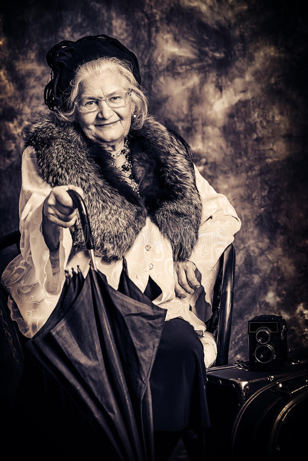 My Granny Stock Images