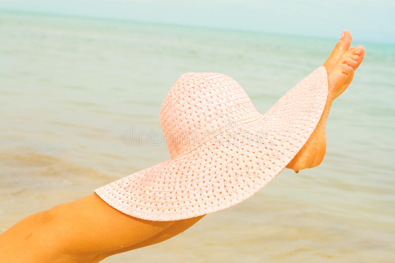 Download My Happy Feet Royalty Free Stock Image - Image: 9412376