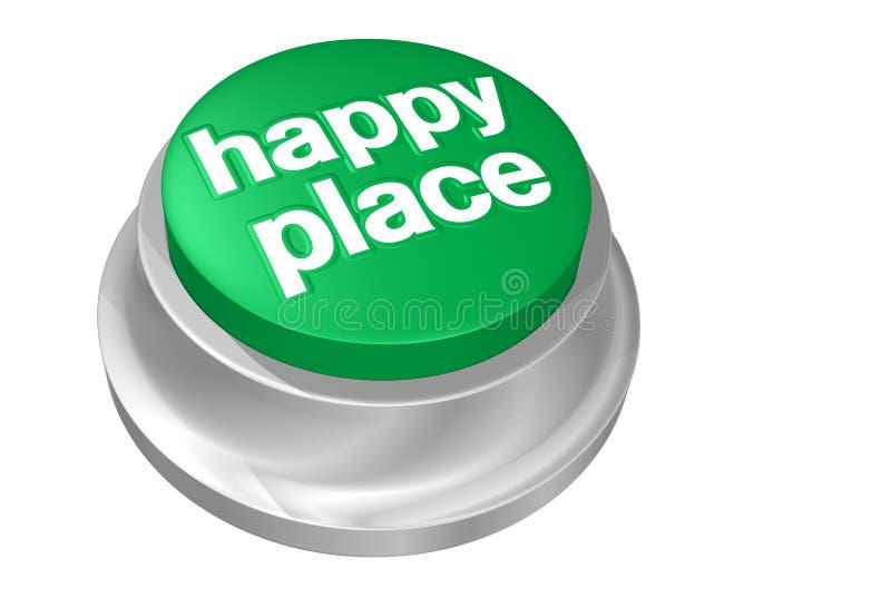 My Happy Place stock illustration