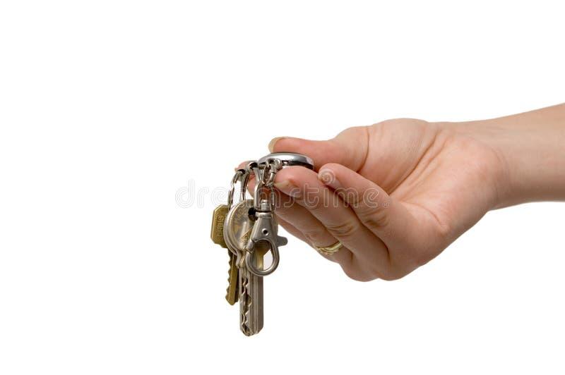 My home keys royalty free stock photos