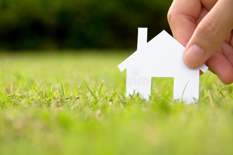 My house royalty free stock image