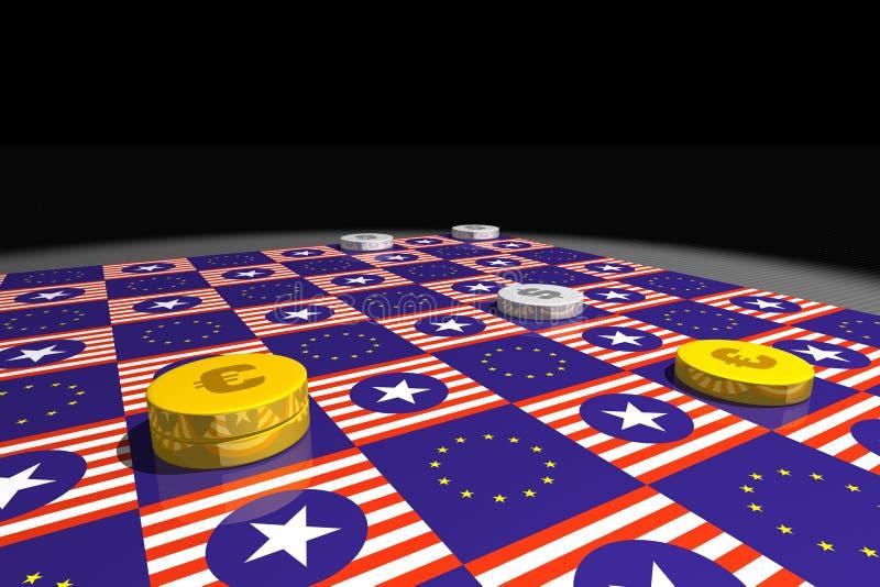 my kontra eu zanurzenie zdjęcie royalty free