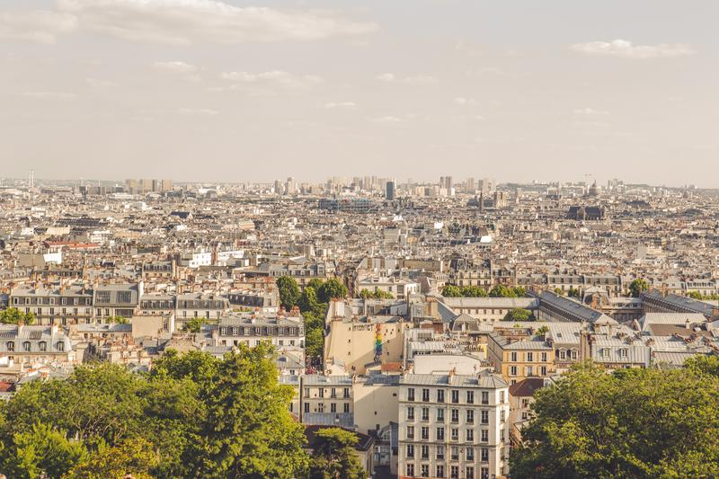 My last time in Paris, France. royalty free stock photo