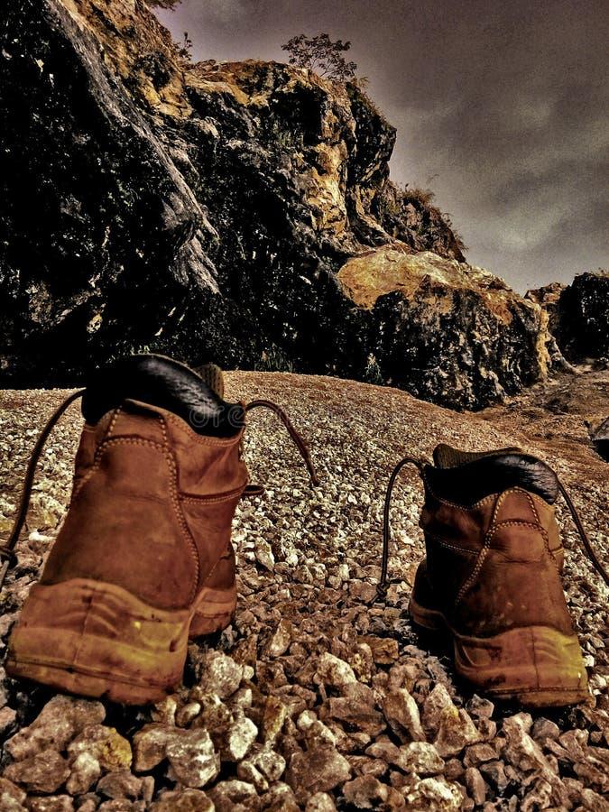 My life is my adventure stock photo