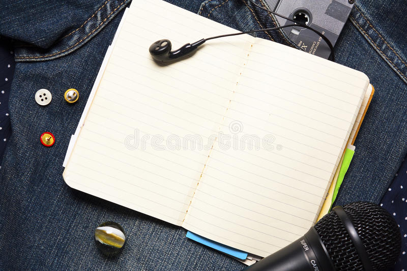 My music royalty free stock photos