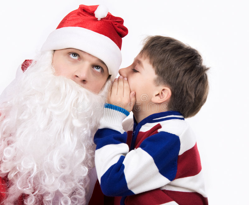 Download My New Year wish stock photo. Image of expression, beard - 7298192