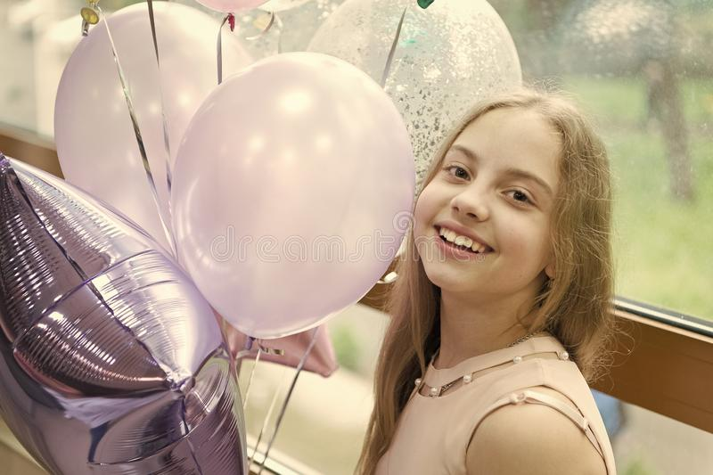 It is my party. Birthday party. Ideas celebrate birthday for teens. Her special day. Birthday celebration. Happiness and stock photography