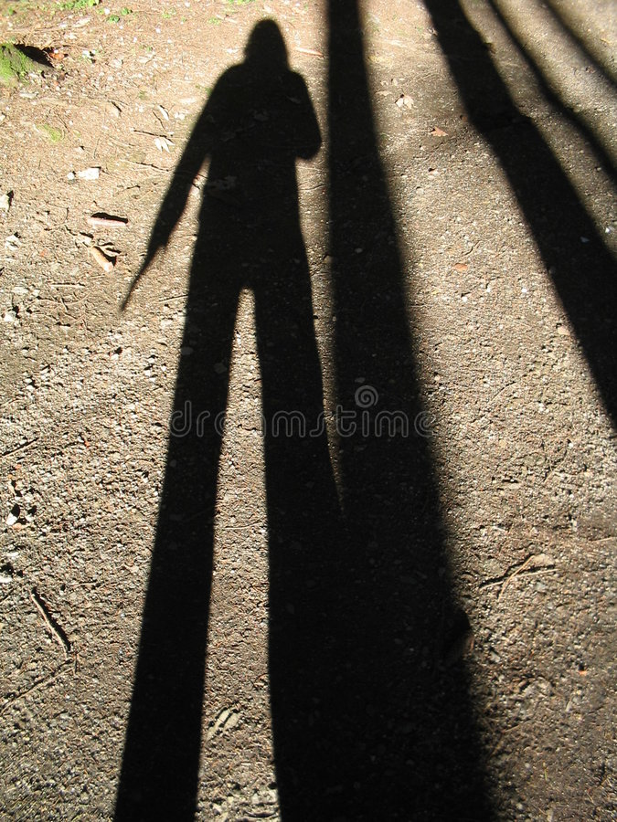Free My Shadow Stock Photo - 435850
