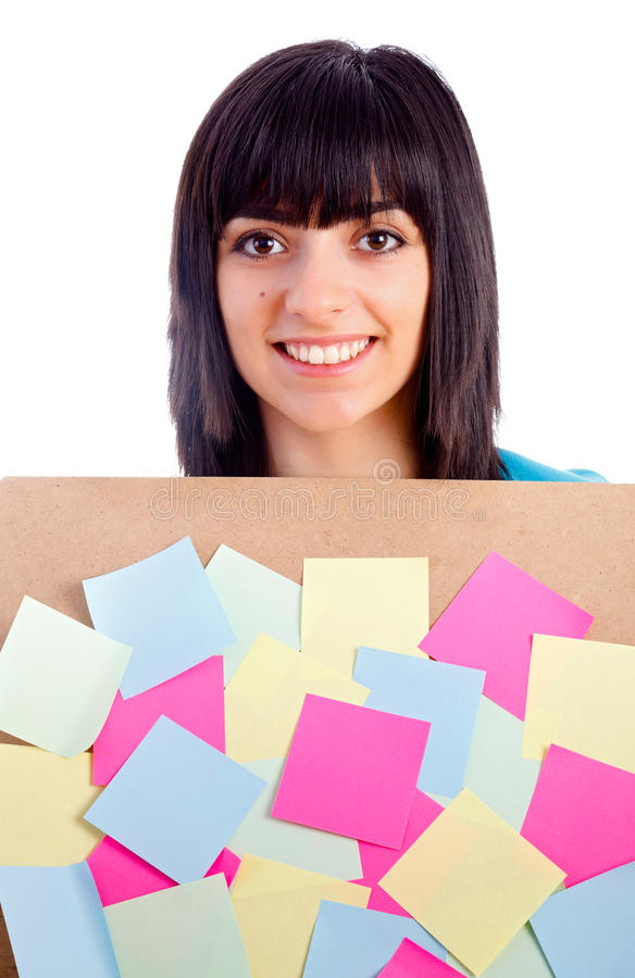 Download My to-do list stock image. Image of notes, postits, happiness - 28602397