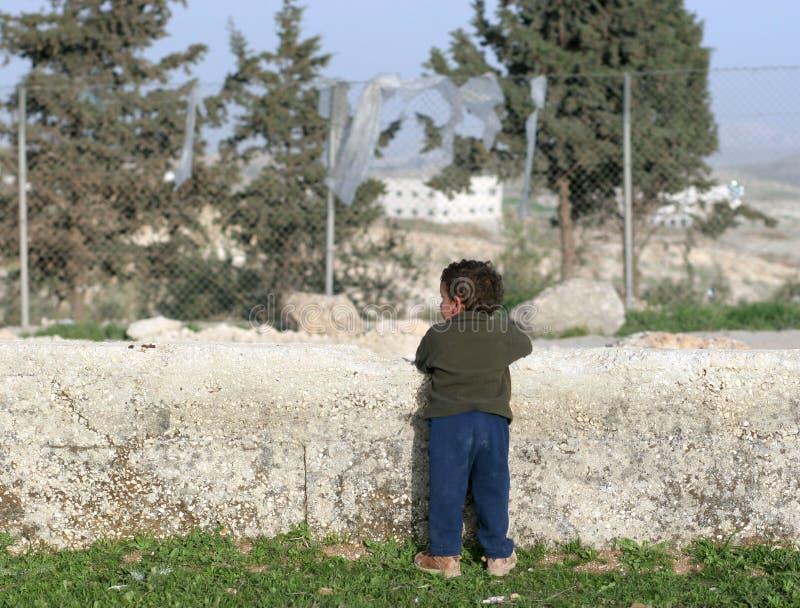 My Wall, Palestine royalty free stock photos