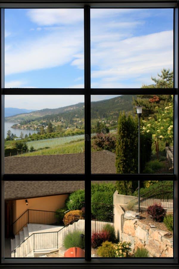 My window royalty free stock image