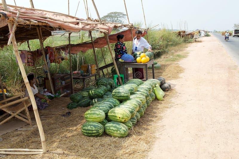 Myanmar στοκ φωτογραφία με δικαίωμα ελεύθερης χρήσης