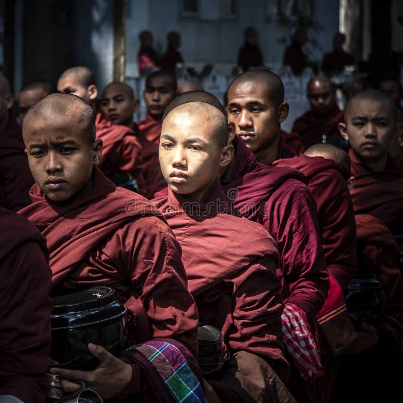 Myanmar obraz royalty free