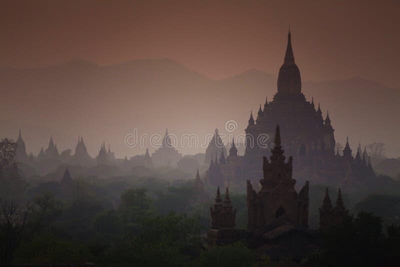 Myanmar - Bagan photographie stock libre de droits