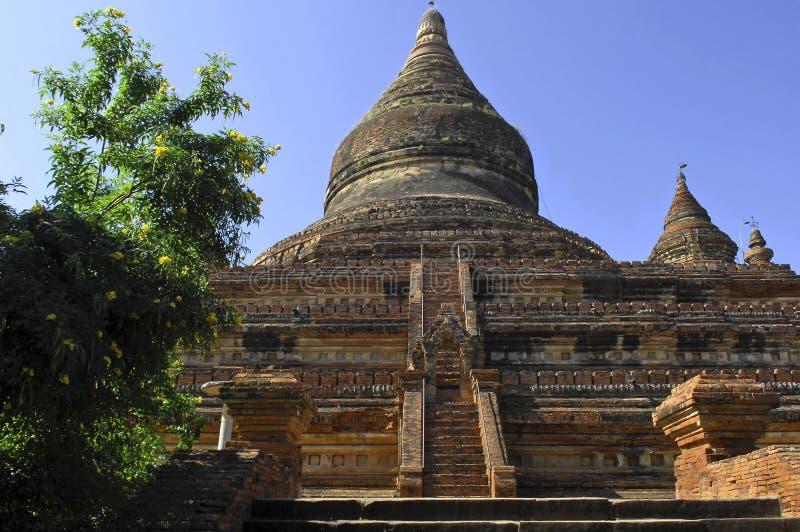 Myanmar, Bagan: Mingalazedi Pagoda Royalty Free Stock Photo