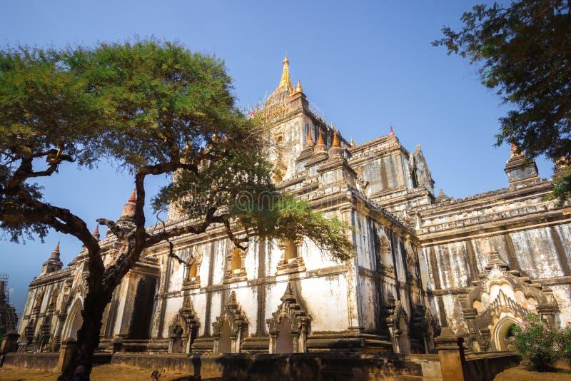 Myanmar bagan tamples light birma. Travel stock image