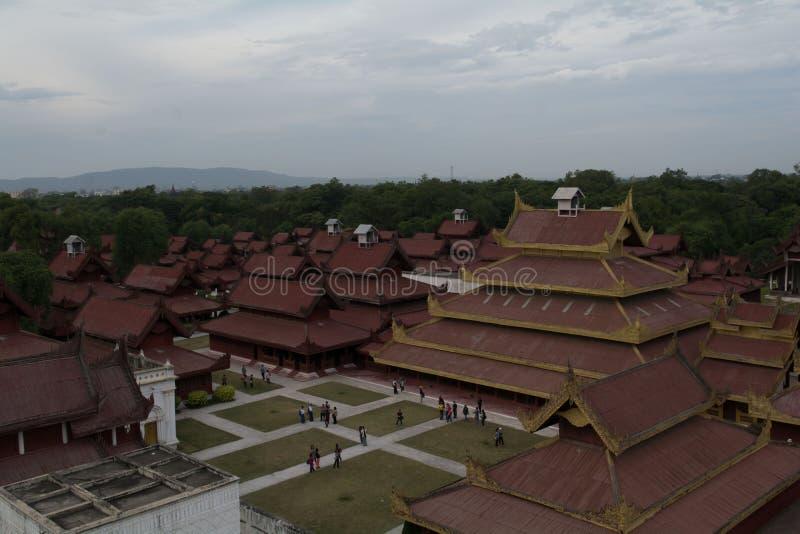 Myanmar, Birma, Mandalay zdjęcie stock