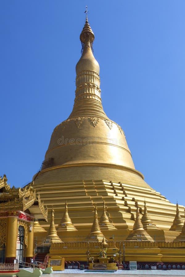 Myanmar (Birma) - Shwemawdaw Paya - Bago obrazy royalty free