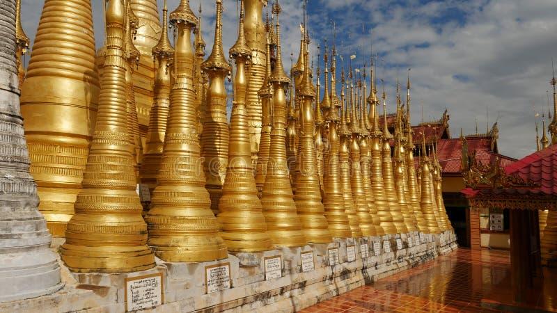 Myanmar 2018 arkivfoto