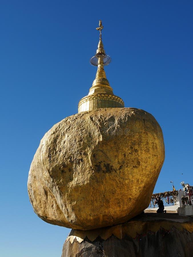 Myanmar 2018 royaltyfria bilder