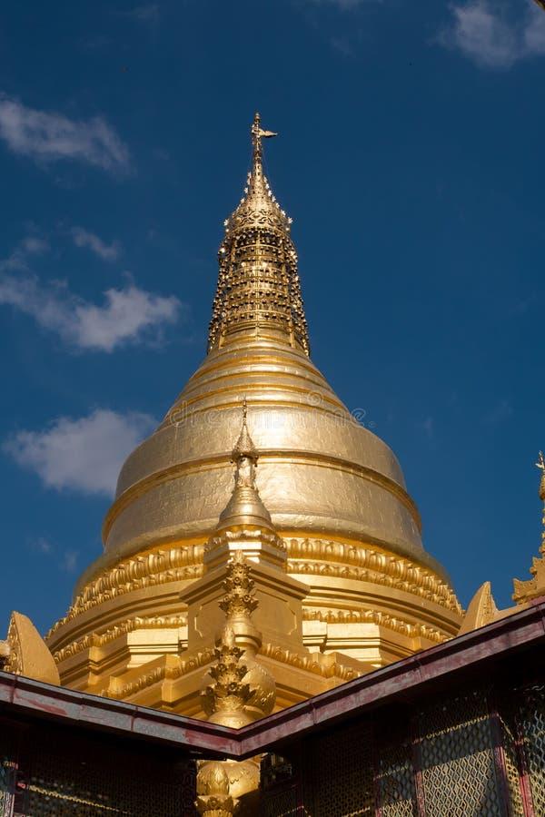 myanmar pagoda royaltyfri fotografi