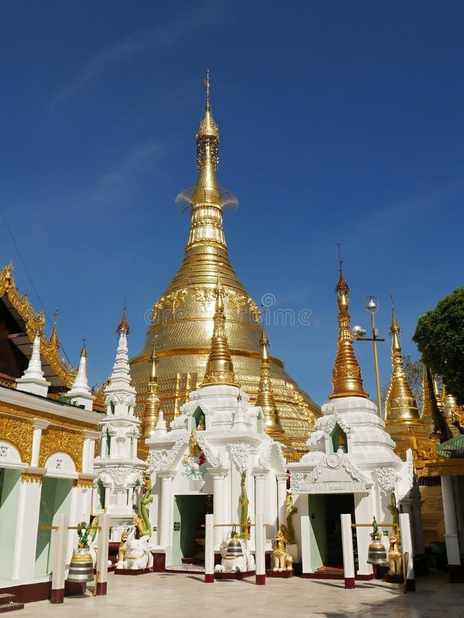 Myanmar 2018 royaltyfria foton