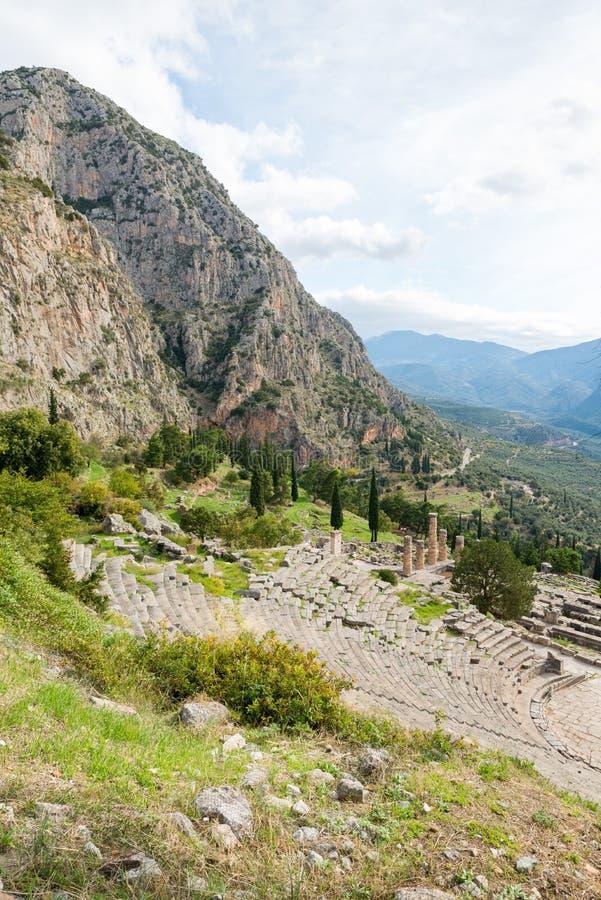 mycenae royalty-vrije stock foto