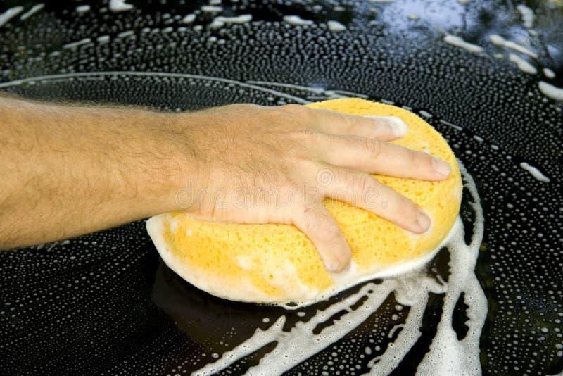 mycie samochodów fotografia stock