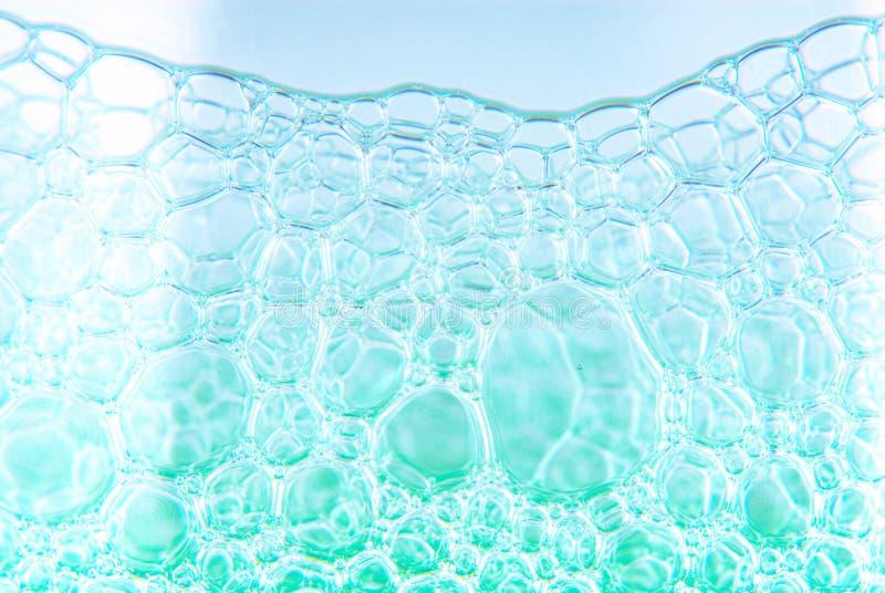Mydlanego bąbla suds tekstura zdjęcia royalty free