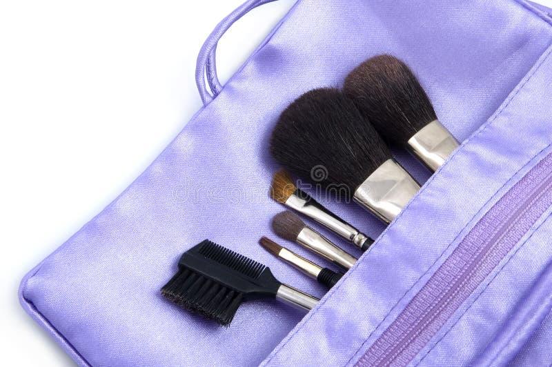 myje makijaż obrazy stock