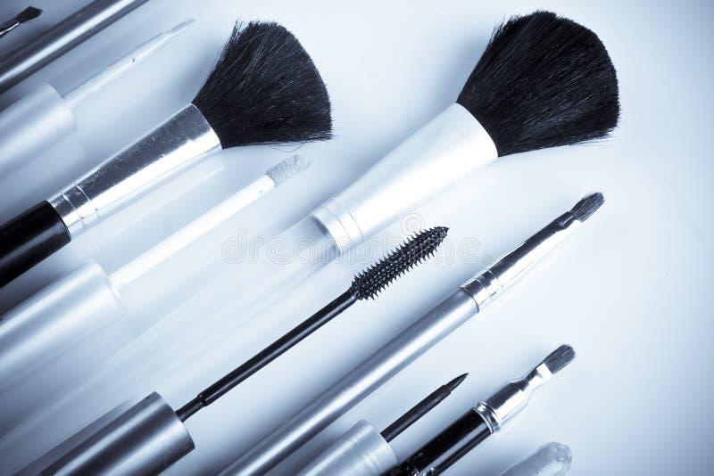 myje makijaż zdjęcia stock
