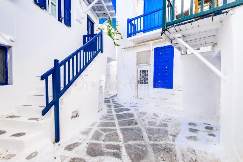 Mykonos, îles grecques, Grèce photographie stock