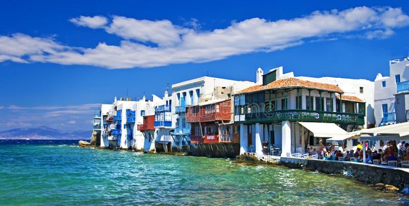 mykonos νησιών στοκ φωτογραφίες