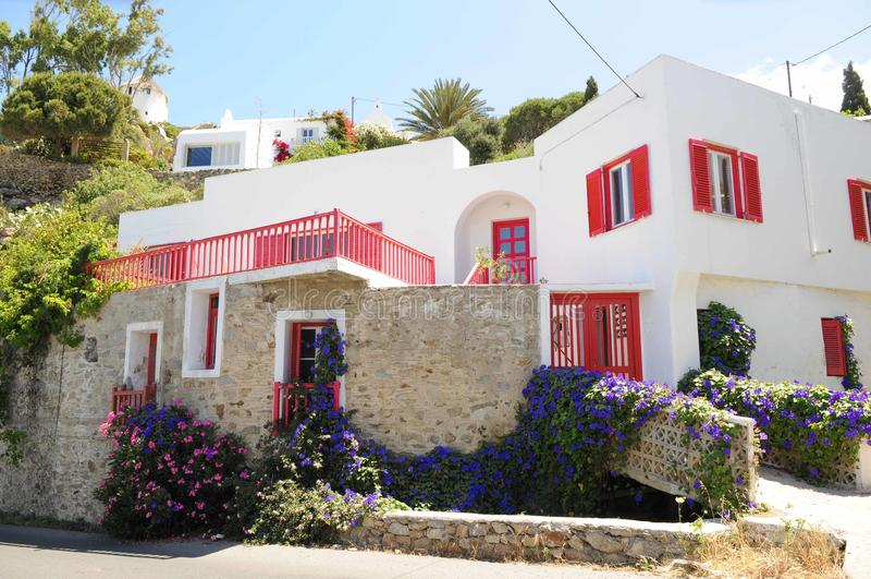 Mykonos, Grèce photographie stock libre de droits