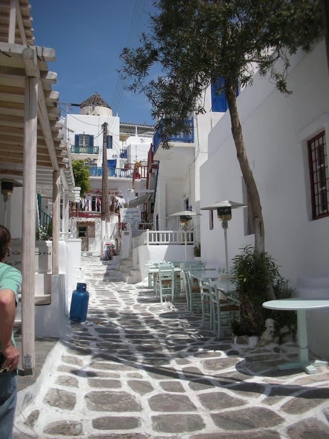 Mykonos Greece Free Public Domain Cc0 Image