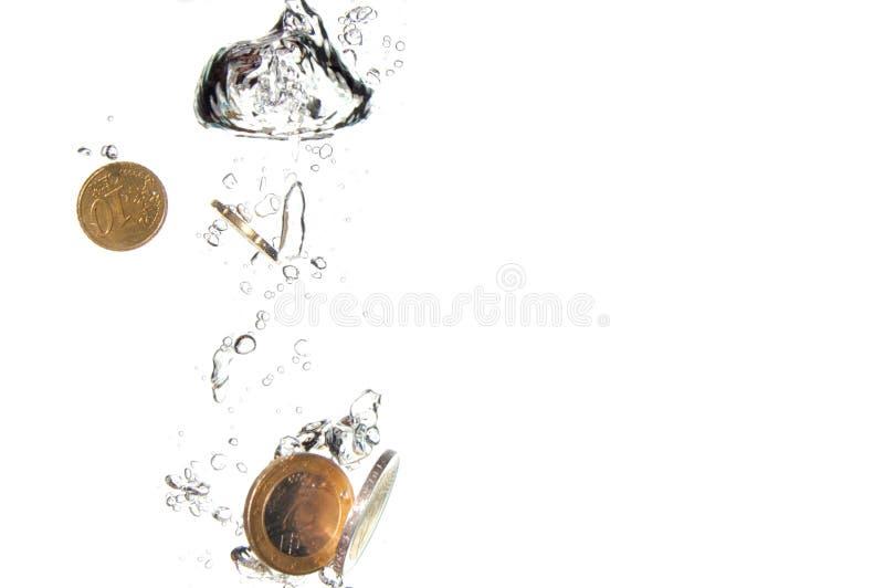 myntvatten arkivbild