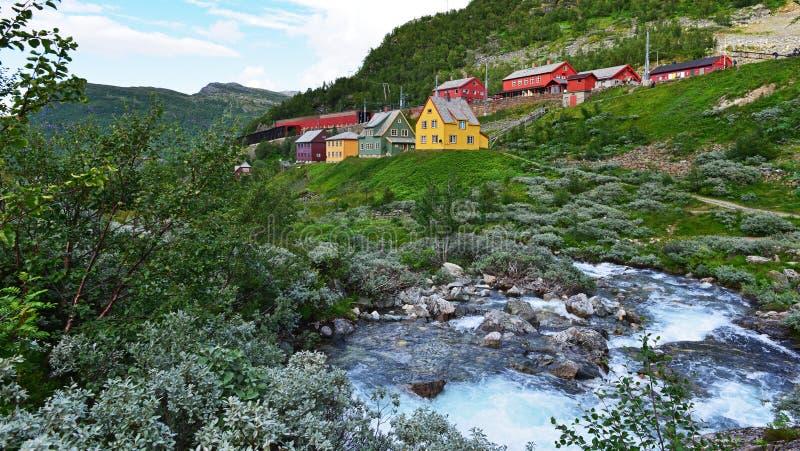 Myrdal, Noruega foto de archivo