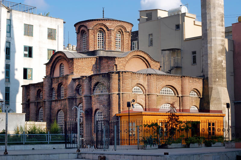 myrelaion μοναστηριών της Κωνσταν&t στοκ φωτογραφία με δικαίωμα ελεύθερης χρήσης