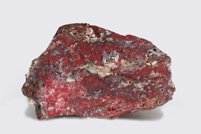 myrickite, руда ртути стоковая фотография rf