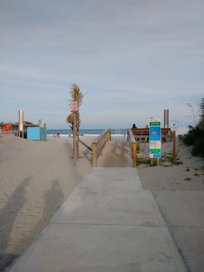 Myrtle παραλία στοκ εικόνες