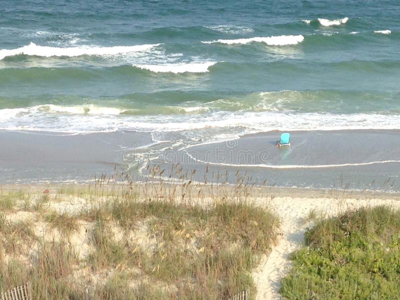Myrtle παραλία στοκ φωτογραφία με δικαίωμα ελεύθερης χρήσης