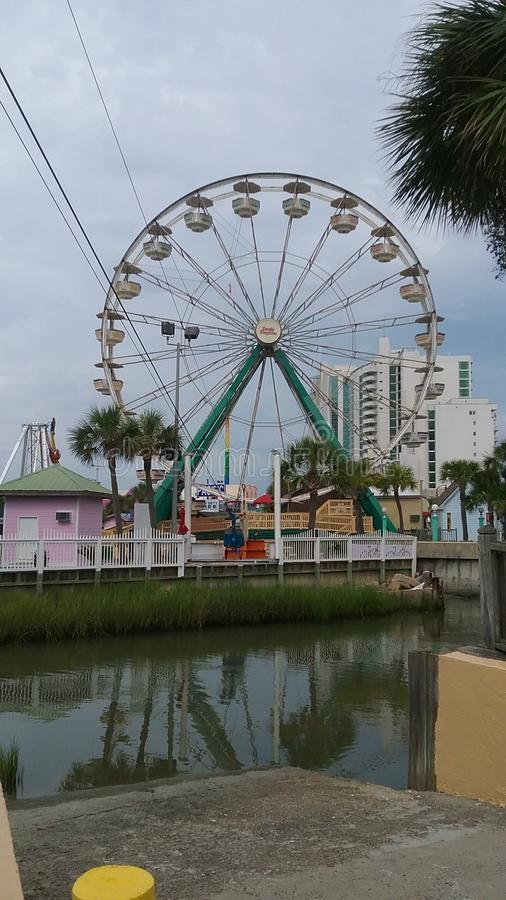 Myrtle Beach photo libre de droits