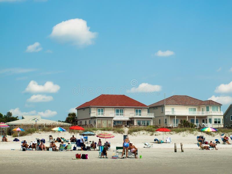 Myrtle Beach fotografie stock libere da diritti