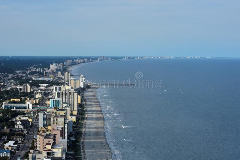 Myrtle Beach royalty free stock images