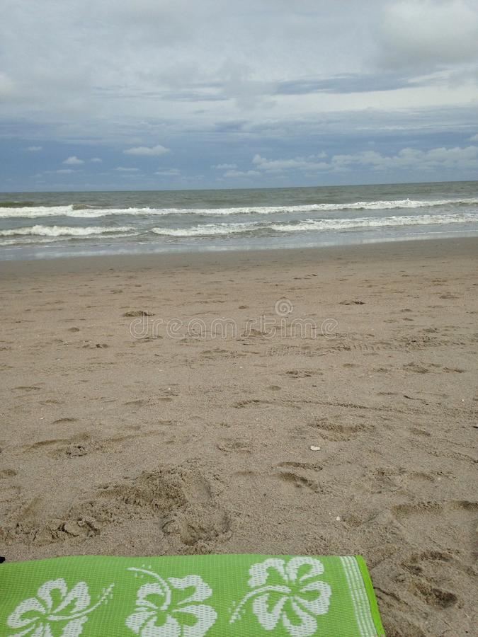 Myrtle beach royalty free stock photography